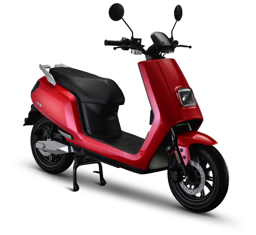 IVA E-GO S5 Rood Voorkant
