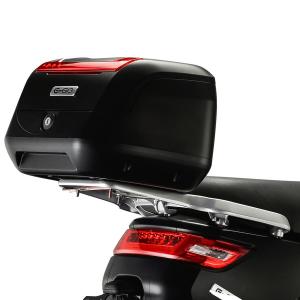 VA E-GO S4 koffer in de kleur matzwart