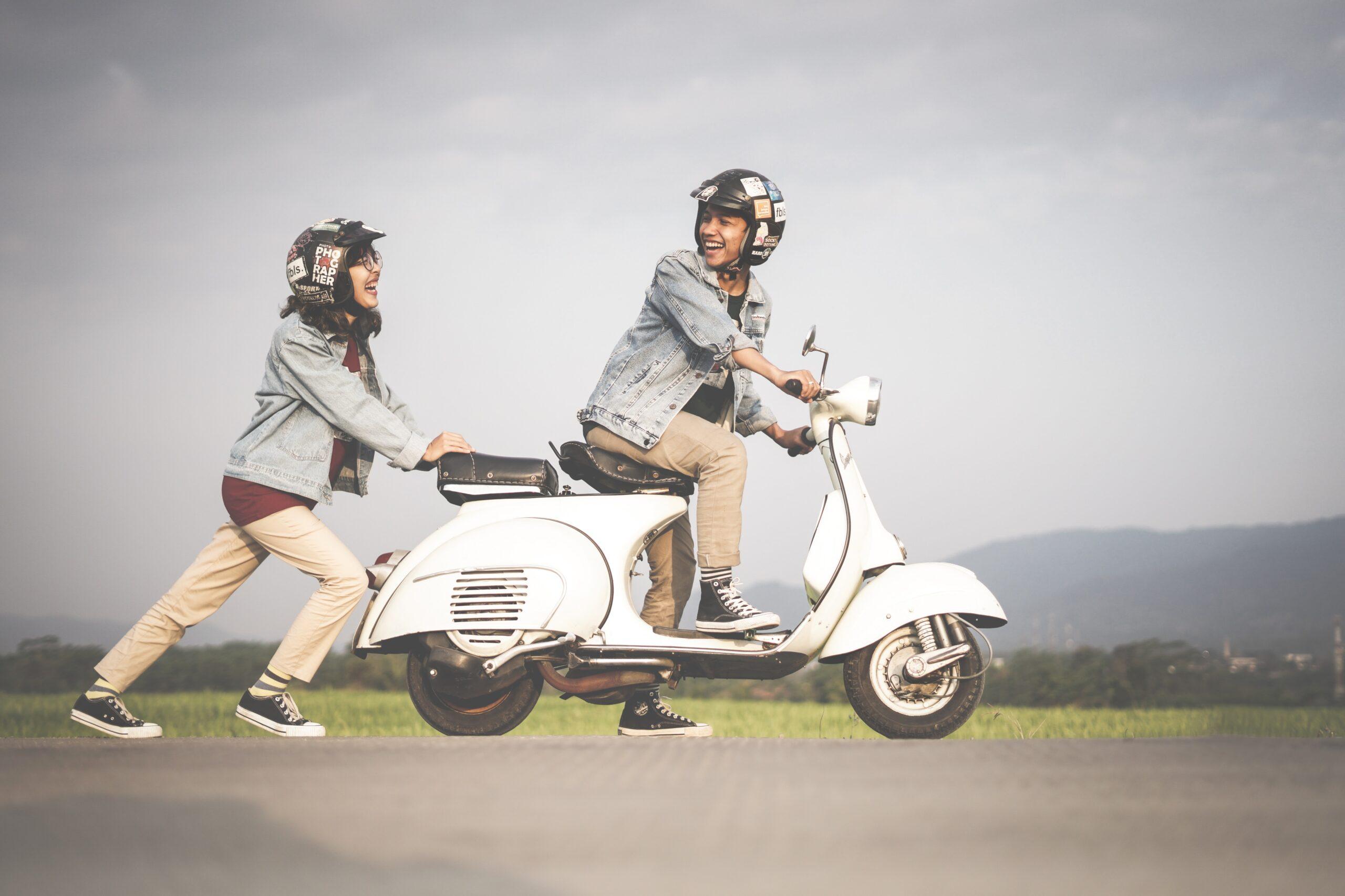 Elektrische scooter actieradius