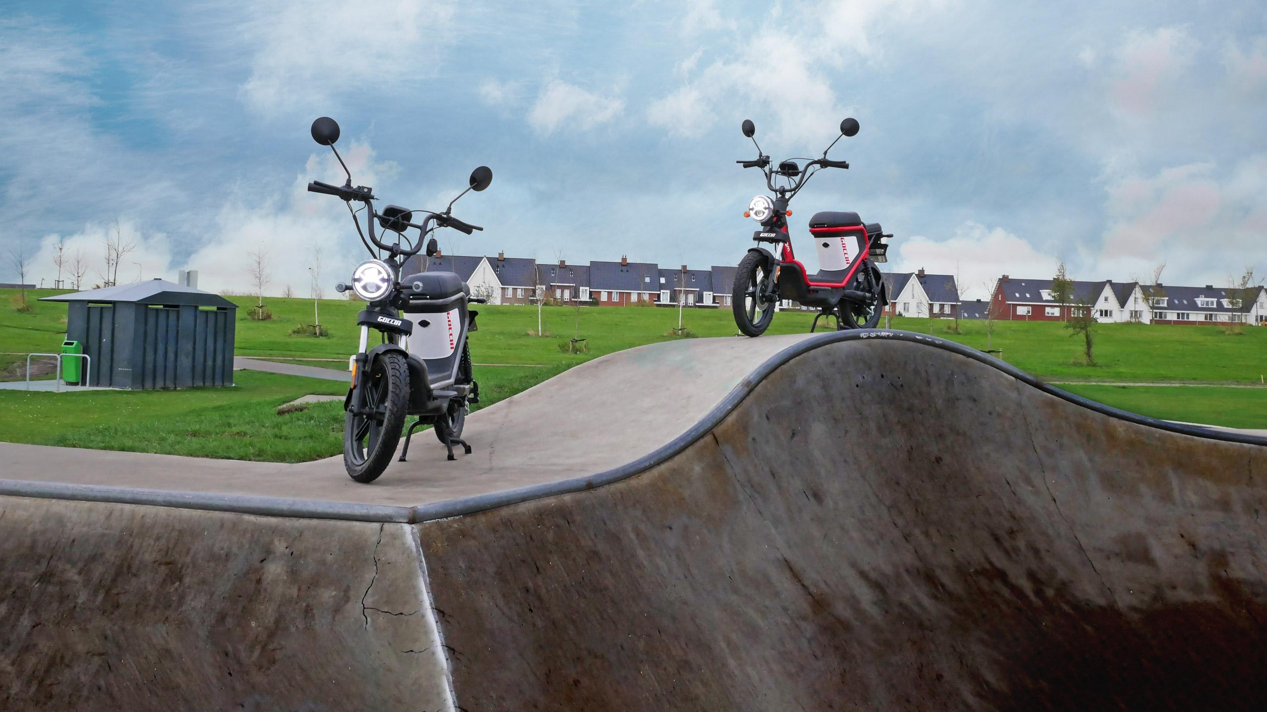 E-scooter in 3 termijnen betalen zonder bkr
